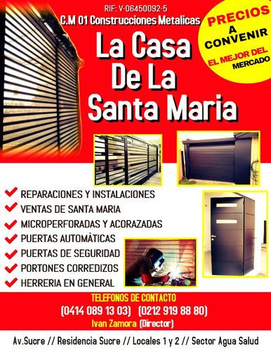 santa maria - reparación e instalación (la casa de la sm)