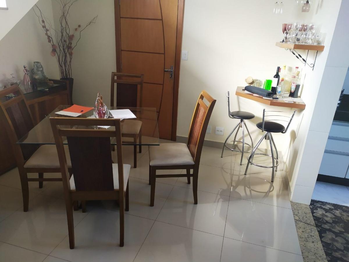 santa mônica - linda cobertura - 47117