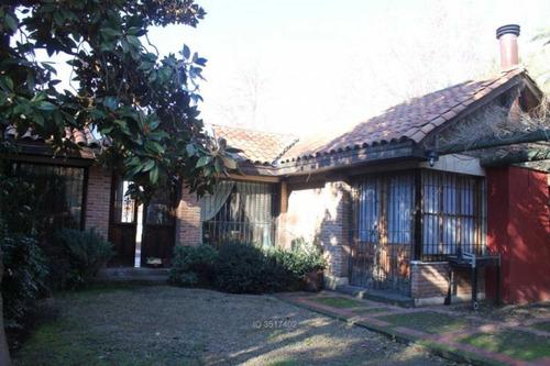 santa sarita, casa en amplio terreno