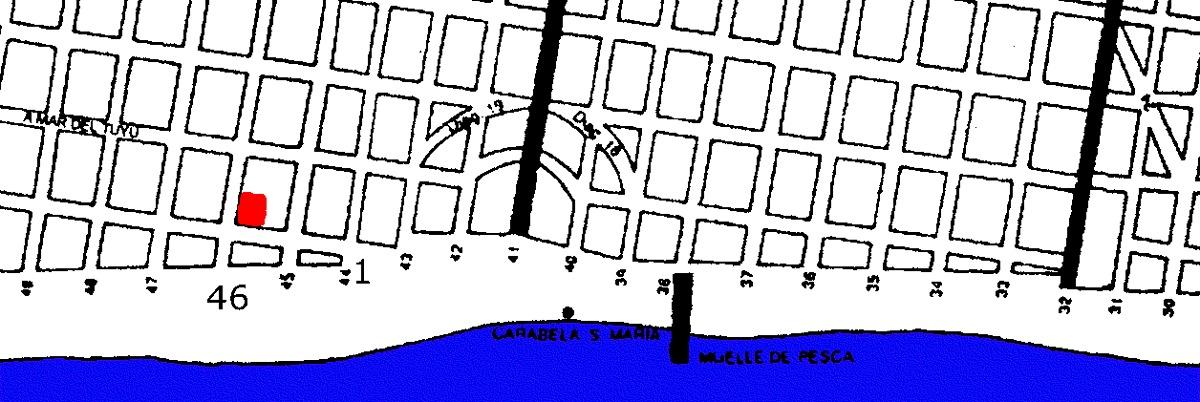 santa teresita 50m del mar, 4p. libre 16/3/2020 en adelante