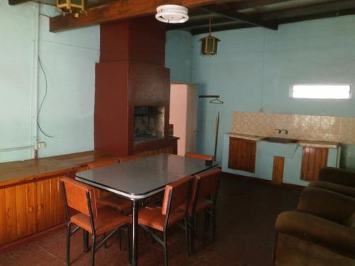 santa teresita. casa + quincho + monoambiente. u$ 65.000.-