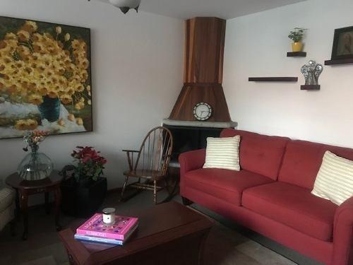 santa ursula xitla, casa en condominio bien conservada