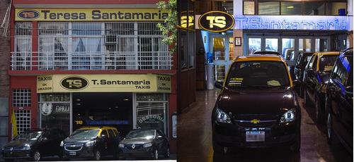 santamaria teresa licencias taxis