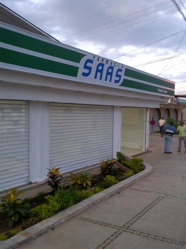 santamarias microperforadas para locales comerciales