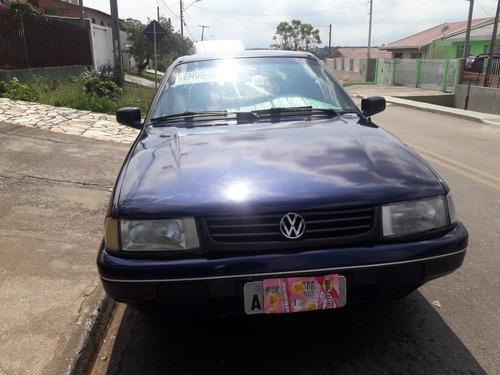 santana 1996 cl 1.8 azul