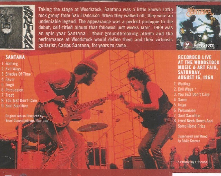 Rhino to issue massive Woodstock 1969 box set - **SOLD OUT