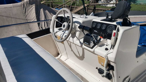 santana 35 1999 mercruiser 180 hp x 2 - zanovello barcos -