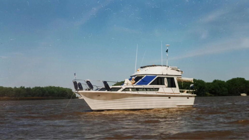 santana 37 fly web marine