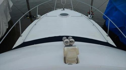 santana 38 2003 300 hp x 2 - zanovello barcos -