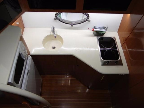 santana 38 año 2007 volvo 260 hp x 2 - zanovello barcos -