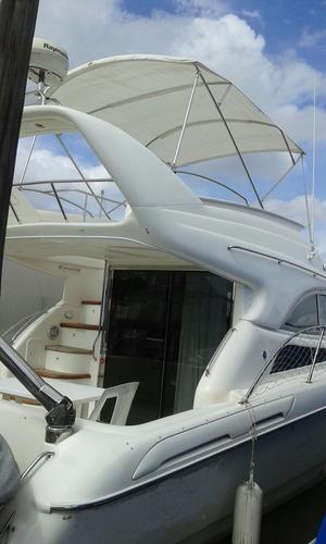 santana 38  guerrieri yachts