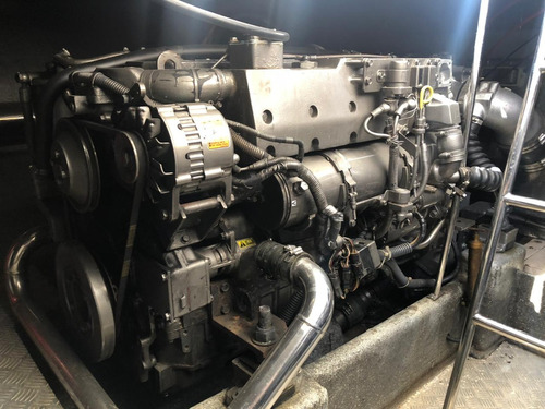 santana 46 avantgarde 2 motores diesel crucero pro seven
