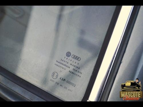 santana cd 1985 *impecável***placa preta***financio direto**