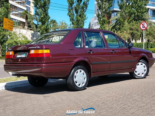 santana cli 1995 completo - 23.000 km - todo original = zero