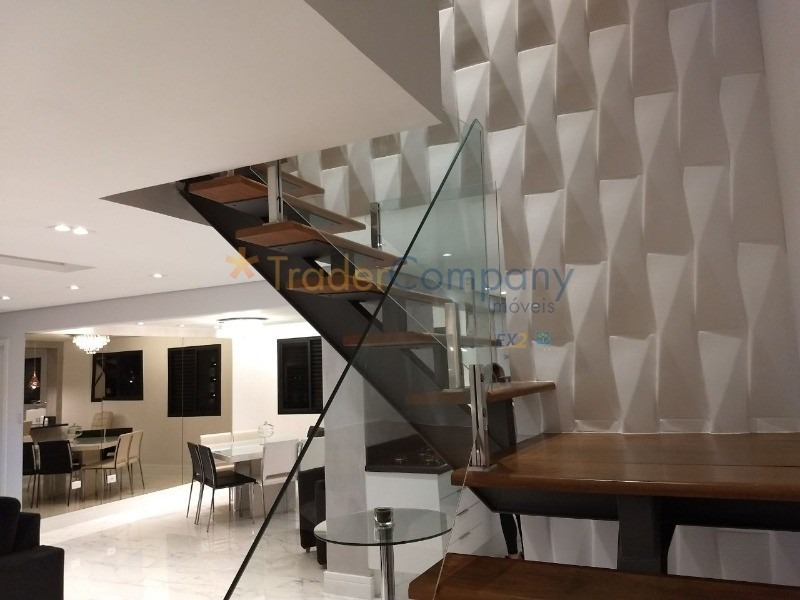 santana cobertura triplex 413,00m² 4 suites 3 vagas + depósito r$ 2.300.000,00 - permutas - ap00938