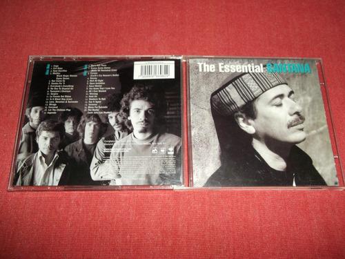 santana - essential cd doble nac ed 2002 mdisk