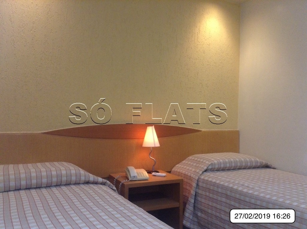 santana gold flat mobiliado (11) 3059-0846