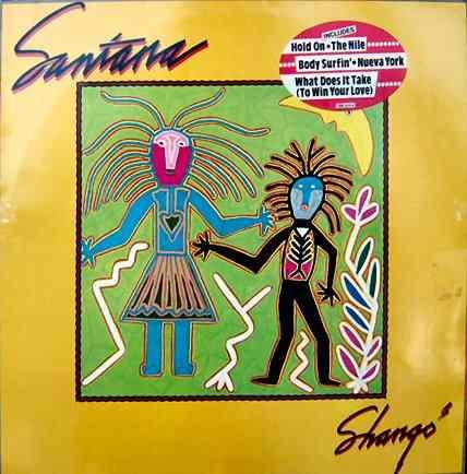 santana shango
