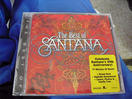santana (the best of)