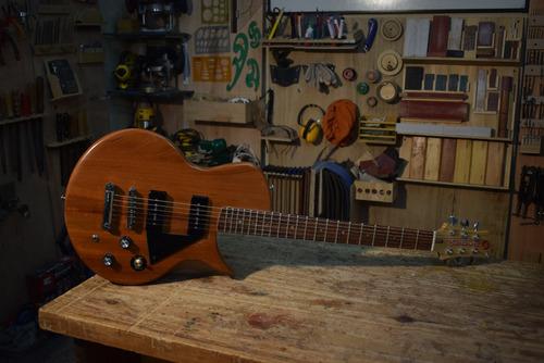 santanera luthier / guitarras y bajos eléctricos