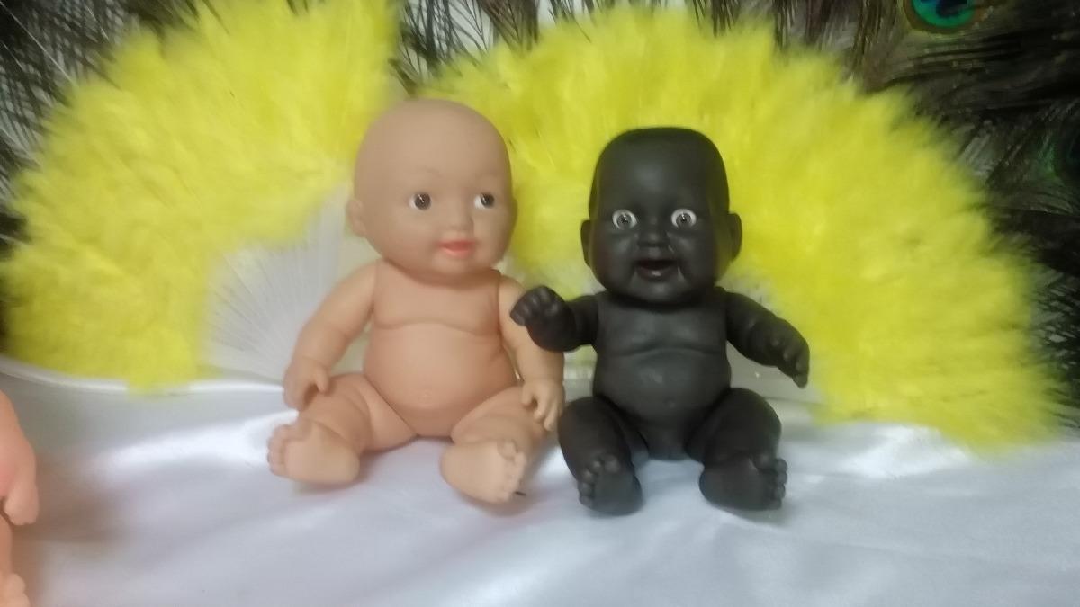 Santeria, Bebes Jimaguas Negros Sin Vestir - Bs. 17.500,00 en ...