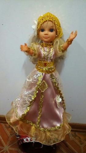 santeria, muñeca nancy, gitana y orisha sin vestir importada