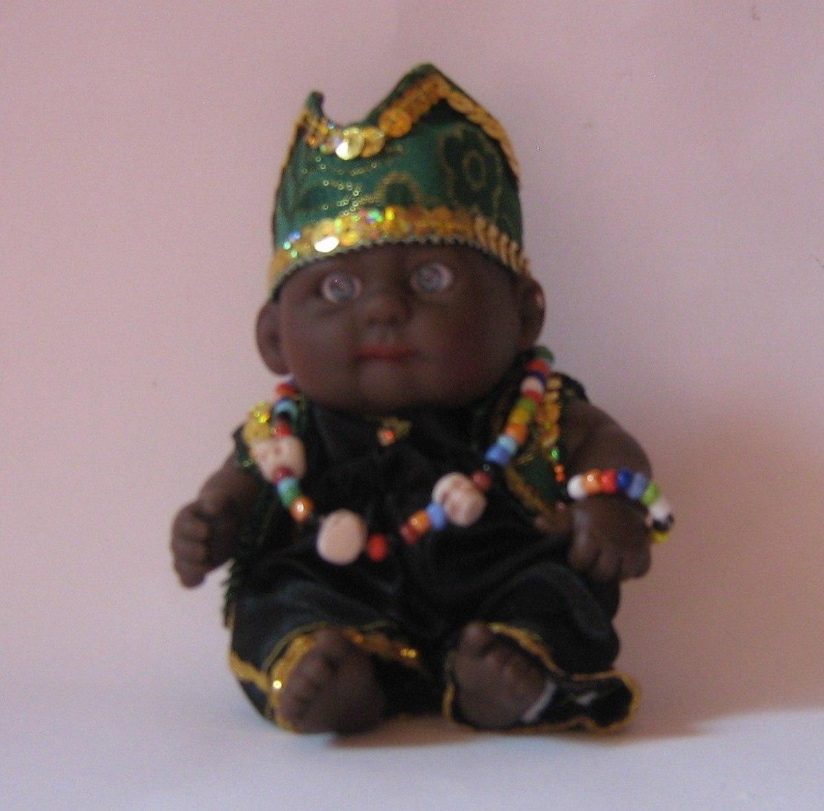 Santeria Oggun Zarabanda 15cm