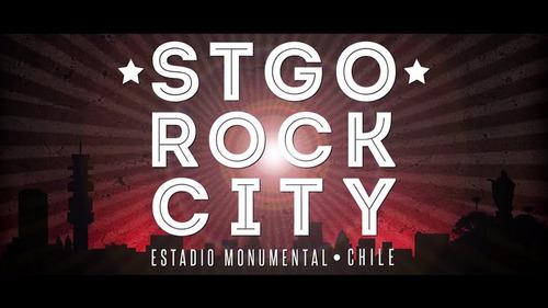 santiago rock city