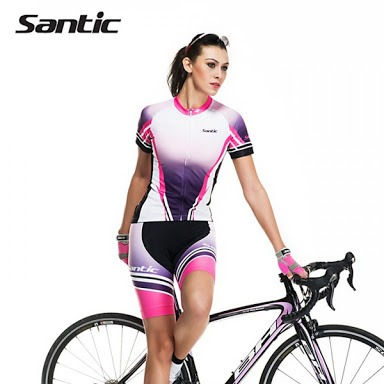 Ciclismo Santic Mujer Talla L Ropa HDWE2I9
