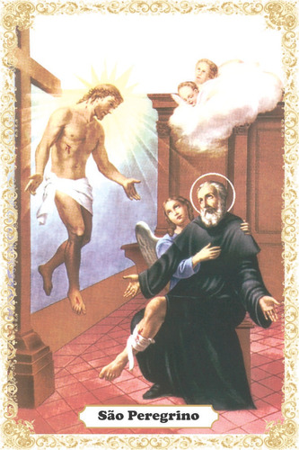 santinhos promessa santo expedito n s aparecida são jorge