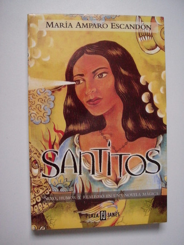 santitos - maría amparo escandón - 1998