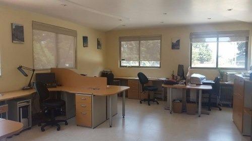santo tomás ajusco. amplia casa ideal para oficinas