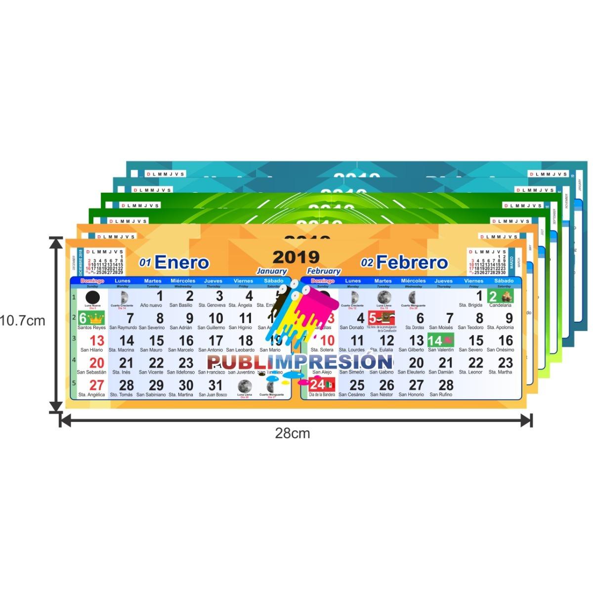 Calendario Santoral.Diseno Calendario 2018 Santoral Name