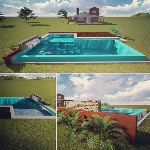 santorini piscinas - construccion de piletas en córdoba