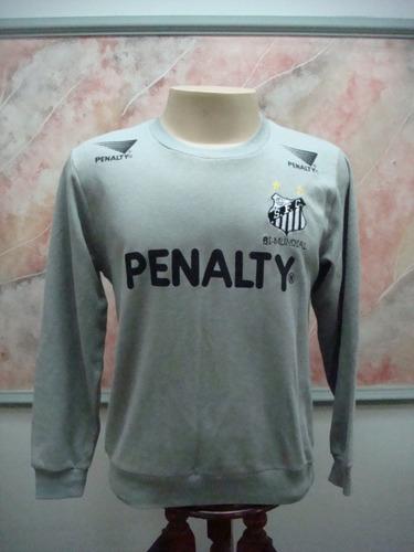 santos f. c. agasalho treino penalty antigo s-47