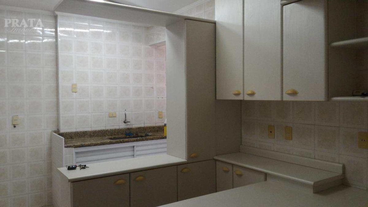santos marapé 2 dormitórios suíte dep empregada 1 vg demarcada - a397548