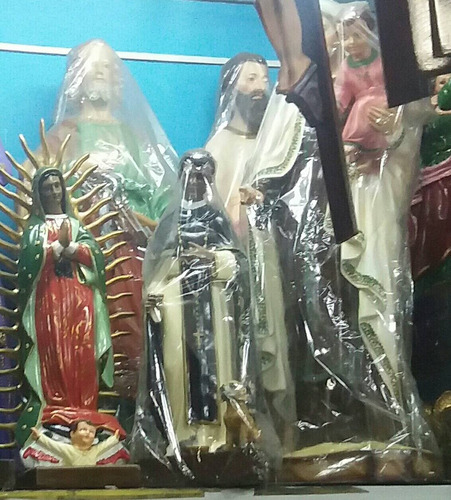 santos :san martin de porres, virgen, jesus, etc
