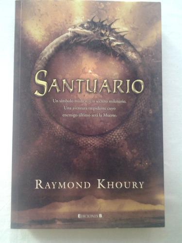 santuario de raymond khoury