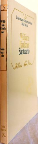 santuario william faulkner novela nuevo