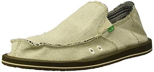 De Zapatos Cáñamo Sanuk Para Hombre CalzadoNaturalTalla f76bgIyYvm