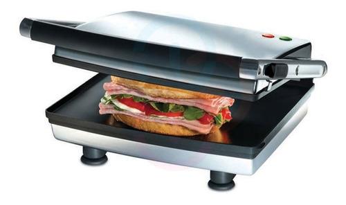 sanwichera oster® modelo (ckstsm3884) nueva en caja