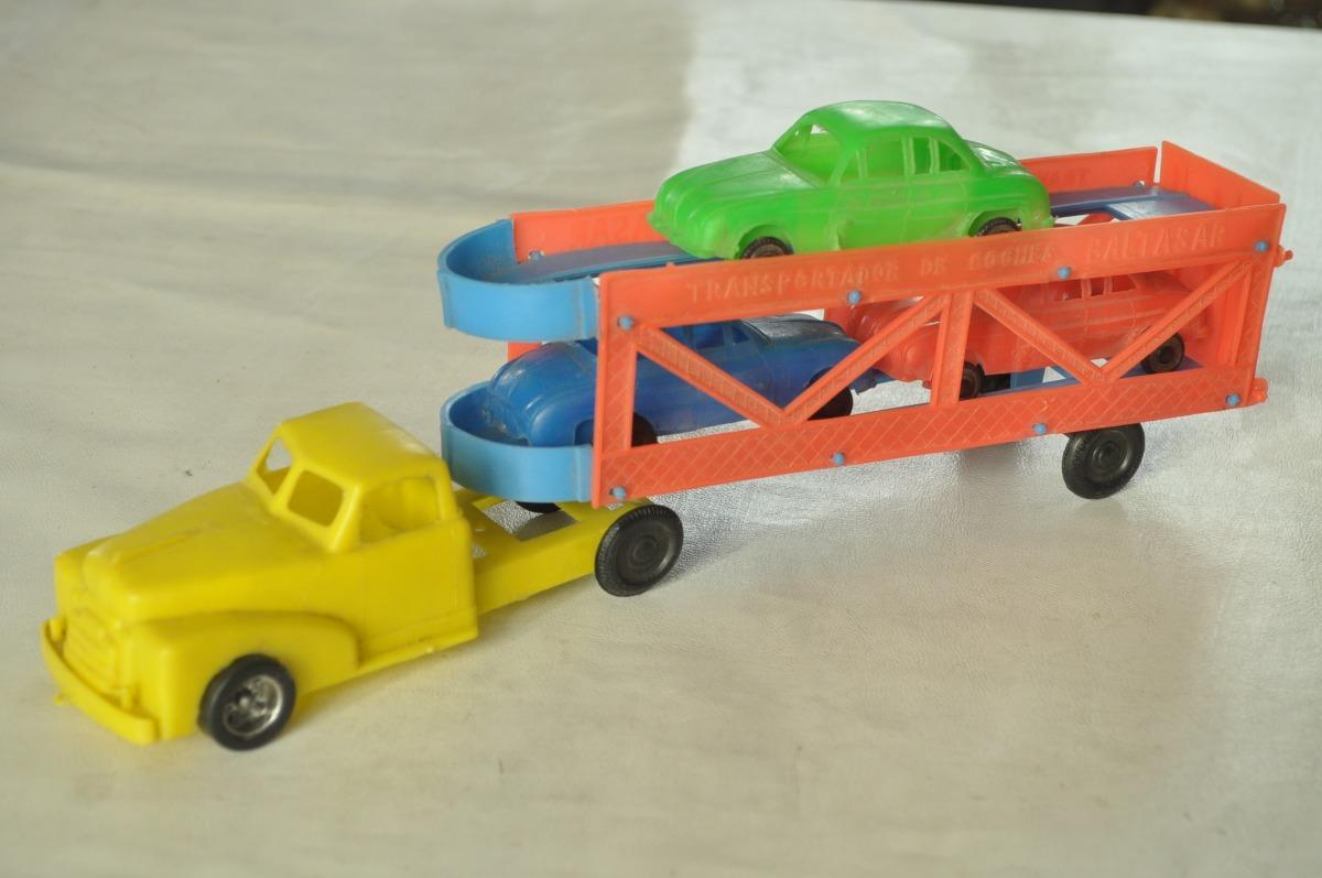 Sanz Juguete1 950 Transportador 00 Plastico Antiguo Baltasar Coches ordeCxB