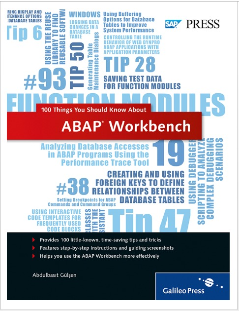 Sap Press - 100 Things You Should Know About Abap Workbench