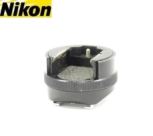 sapata de flash nikon as-1 para câmera f2