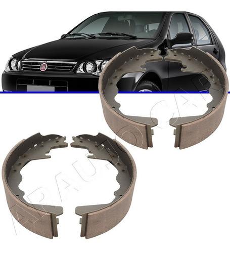 sapata de freio traseiro com lona palio siena elx 1.0 1.4