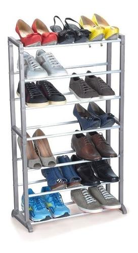 sapateira ampliavel 21 pares 7 prateleira organizador sapato