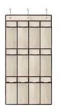 sapateira vertical flexivel de porta caixa organizadora de s