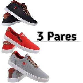 c62e52173d3 Cofran Polo Masculino Botas - Sapatos para Masculino no Mercado ...