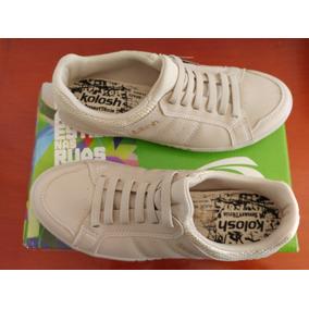 e542dc6f1cd Sapato Branco Enfermagem Feminino Kolosh Sapatenis - Sapatos para ...