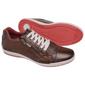 cc65c768bf0 Sapato Em Couro -marca Prego Masculino Sapatenis no Mercado Livre Brasil